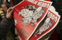 """We Francji pojawi� si� nowy numer satyrycznego pisma """"Charlie Hebdo"""""""