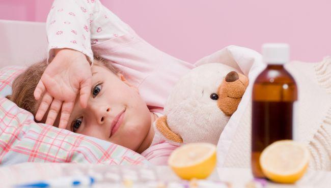Co robi�, by unikn�� przezi�bienia dziecka?