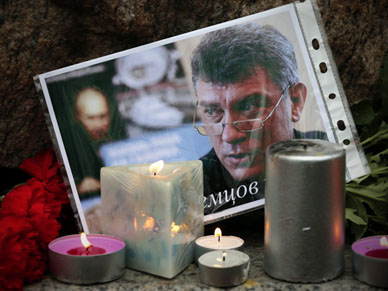 W�adimir Putin wys�a� depesz� kondolencyjn� do matki Borysa Niemcowa