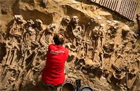 Pod domem handlowym w Pary�u odkryto ponad 200 szkielet�w