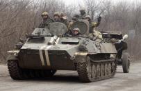 Petro Poroszenko: Ukraina wycofa�a ci�ki sprz�t