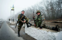 Rosyjskie s�u�by: Ukrai�cy zaminowali mosty na Krym