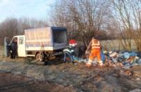 Ustawa o odpadach nie pomog�a - w lasach dalej pe�no �mieci