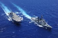 Japonia celuje w rekordowy bud�et obronny. Premier Shinzo Abe chce zerwa� z powojennym pacyfizmem