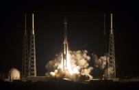 Start rakiety z satelitami NASA, kt�re b�d� bada� pola magnetyczne
