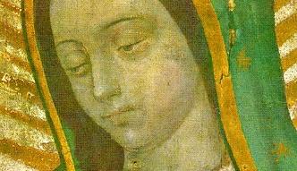 Oczy Matki Bożej z Guadalupe [Pixel]