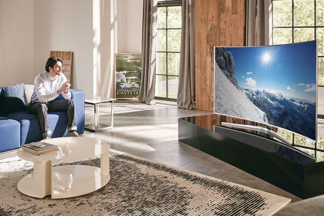 samsung tv 60 tommer