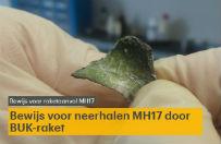 Holenderska telewizja: oto dow�d, �e MH17 zestrzelono pociskiem Buk