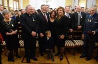 Prezydent Komorowski odznaczy� dzia�aczy polonijnych
