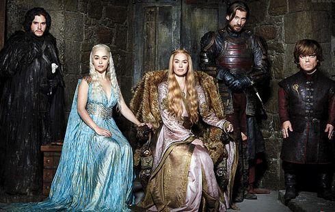 """Aktorzy z """"Gry o tron"""" jakich nie znacie"""
