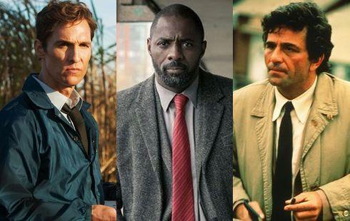 Najlepsi serialowi detektywi