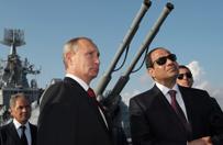 Rosyjskie ambicje na Bliskim Wschodzie. Chc� zast�pi� Stany Zjednoczone?