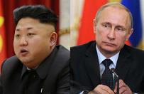 Przyja�� Korei P�nocnej i Rosji. �wiat ma powody do obaw?