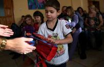 Pierwsze urodzone w Polsce dziecko uchod�c�w z Donbasu