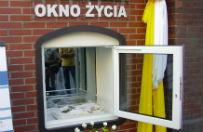 """""""Okna �ycia"""" na Pomorzu uratowa�y ju� sze�cioro niemowl�t. RPD: nie powinni�my ich likwidowa�"""