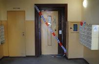 Zatrzymano 30-letniego z�odzieja kabli zwisowych z wind w sosnowieckich blokach