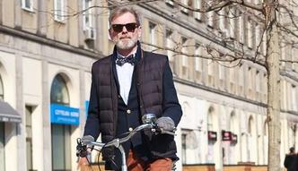 Znaleźli sposób na życie po 50. Amatorzy mody podbijają internet