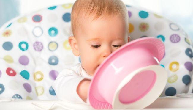 Nowe zasady �ywienia ma�ych dzieci