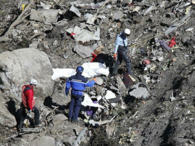Katastrofa airbusa Germanwings. Znaleziono wideo z ostatnich sekund lotu