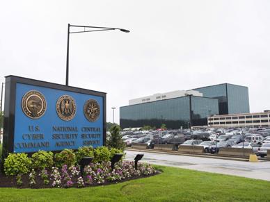 Pad�y strza�y przed siedzib� Agencji Bezpiecze�stwa Narodowego w USA