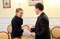 Ambasador RP rozmawia�a z rosyjskim ministrem kultury o pomniku w Smole�sku