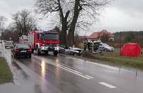 �miertelny wypadek w Niepor�cie