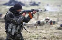 Ukrainie grozi dalszy rozbi�r. Uratowa� j� mog�... zm�czeni wojn� Rosjanie