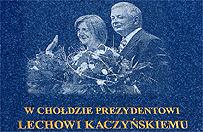 B��d ortograficzny na tablicy upami�tniaj�cej katastrof� smole�sk� w Ostrowie Wielkopolskim