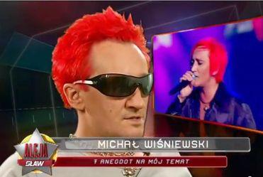 Micha� Wi�niewski o anegdotach na sw�j temat: Takie czasy, rock'
