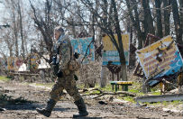 Piotr Pogorzelski dla WP: Ukrai�cy boj� si� nie t