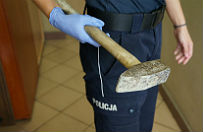 Napad� z m�otkiem na sklep w Jastrz�biu-Zdroju, grozi mu do 12 lat wi�zienia