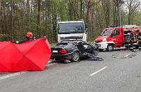 �miertelny wypadek w Rybniku. Policja wci�� bada przyczyny wypadku