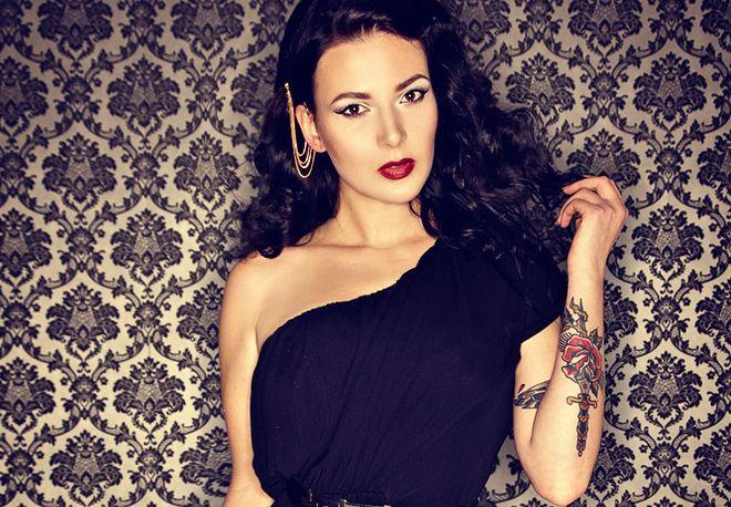 Dziewczyny Z Tatuażem Wp Kobieta