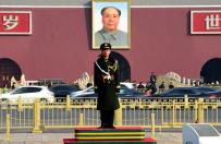 Chiny: 14 miesi�cy za oblanie atramentem portretu Mao