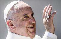 Papie� do nowych ksi�y: nigdy nie puszcie si� jak pawie