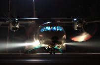 Nocne desanty - polscy piloci przygotowuj� si� do nowych, trudnych zada�
