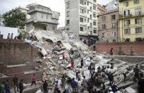 Pot�ne trz�sienie ziemi - Nepalowi grozi katastrofa humanitarna