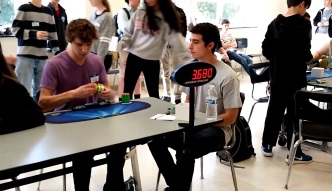 #dziejesiewtechnologii: rekord Rubika