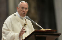 Papie� Franciszek zirytowany wydaniem 3 mln euro na pawilon Watykanu na Expo