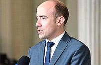 Ewa Kopacz: Borys Budka nowym ministrem sprawiedliwo�ci, zast�pi Cezarego Grabarczyka
