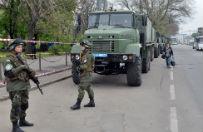 Obchody pierwszej rocznicy tragedii w Odessie. Napi�ta sytuacja w mie�cie