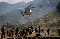 Polscy stra�acy wr�cili z Nepalu
