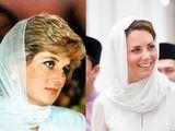 Stylowe ksi�niczki: ksi�na Kate i Diana
