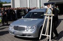 Pogrzeb 27-latka z Knurowa