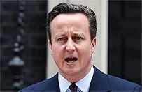 """David Cameron: """"nie szykuje si�"""" drugie referendum w Szkocji"""