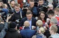 Andrzej Duda zapowiedzia�, �e wyst�pi z PiS