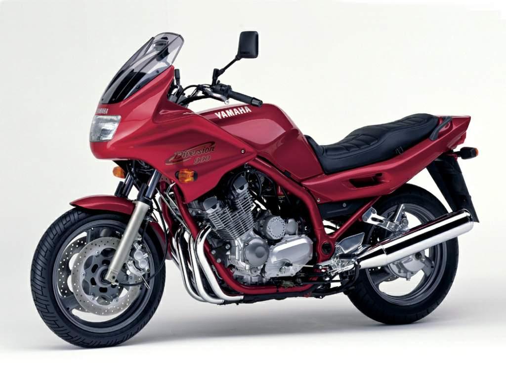 yamaha xj 600 u ywane motocykle do 5 tys z wp moto. Black Bedroom Furniture Sets. Home Design Ideas