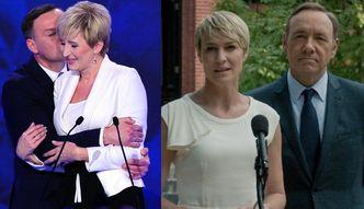 #nocoty: żona Dudy zainspirowana Underwood?