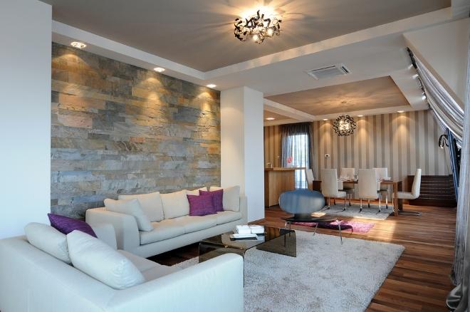 Jak dobra o wietlenie do pomieszczenia dom wp pl for Oswietlenie w salonie