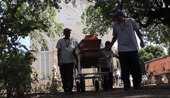 W Rio de Janeiro powstał cmentarz dla otyłych